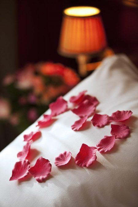 coeur-pétales-roses