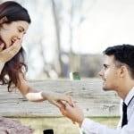 Ma demande en fiançailles à Jennifer