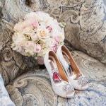Mariage classique et intemporel: Joanna et John