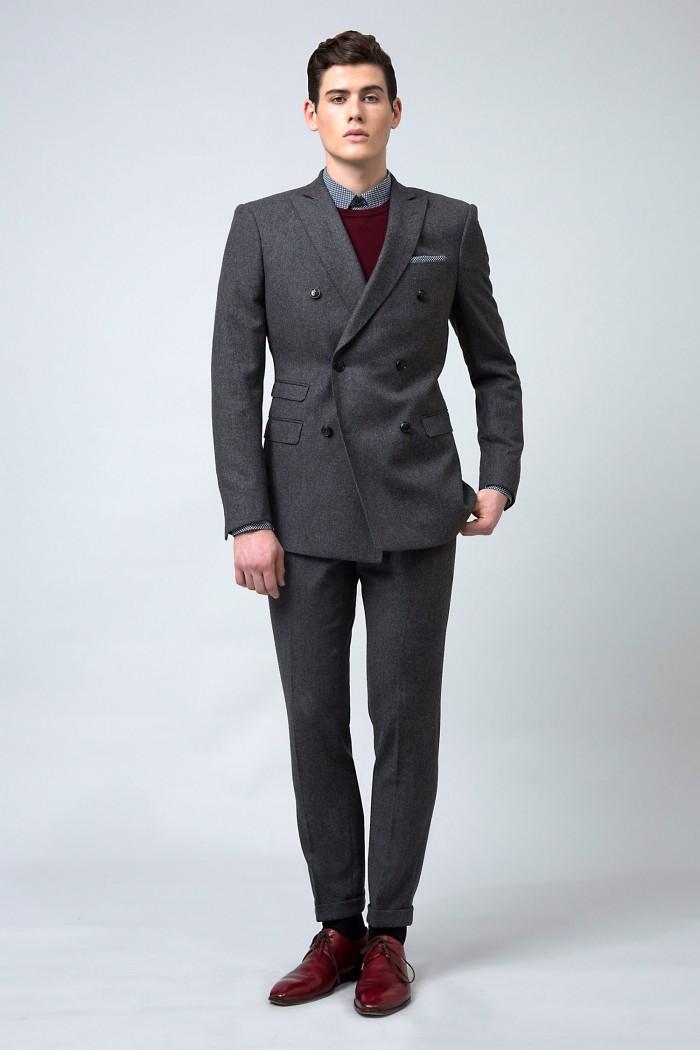 costume-sur-mesure-croise-en-tweed-gris