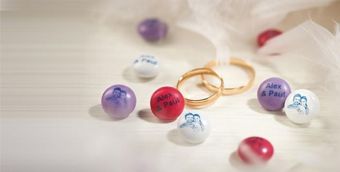 m&m's mariage