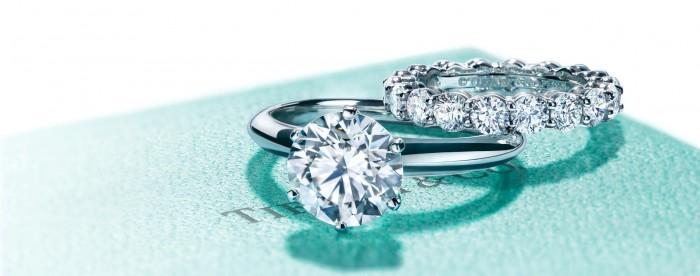 bague diamant tiffany