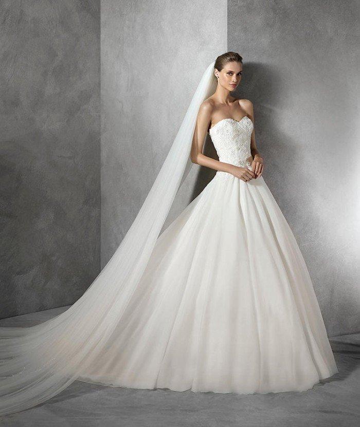 robe-mariage-pronovias-2016