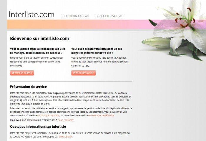 interliste