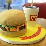 Mariage au McDonald's