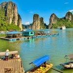 Lune de miel au Vietnam