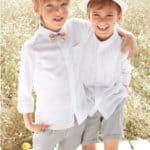 Vêtements de cérémonie d'enfants : Que mettre ?