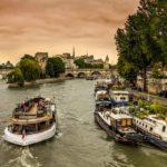 Croisières et locations de péniches à Paris